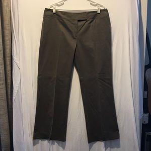 Lafayette 148 cropped pants